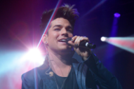 Who Charted? Adam Lambert Breaks Records, Beach House Storm Top 10