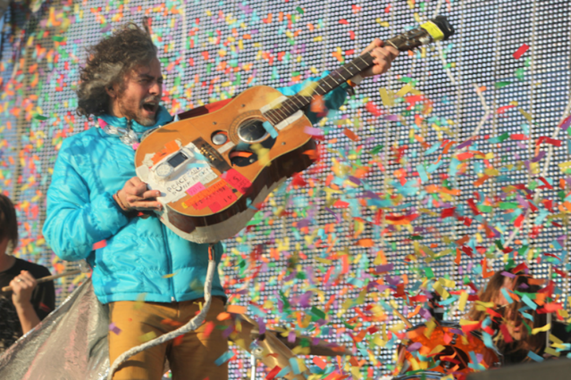 Wayne Coyne / Photo by Mark C. Austin