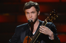 Phillip Phillips / Photo by Mark Davis/Getty