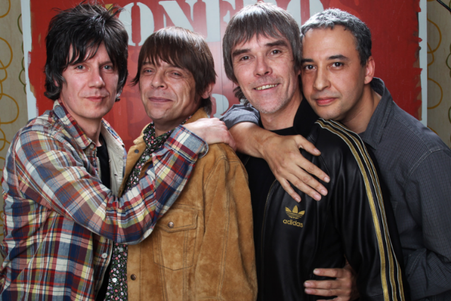 Stone Roses / Photo by Dave J. Hogan/Getty