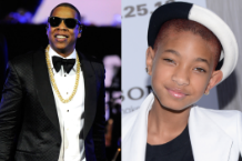 Jay-Z (Kevin Mazur/WireImage) / Willow Smith (Stephen Lovekin/Getty)