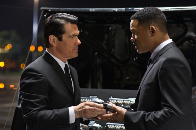 'Men in Black III'