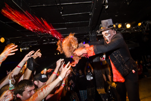 Ghoul / Photo by Josh Sisk