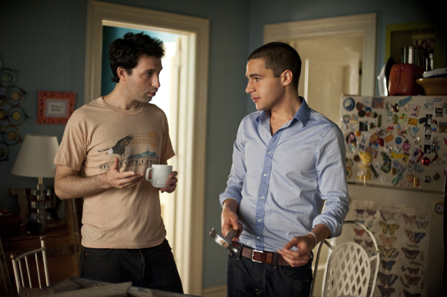 'Girls' ' Alex Karpovsky and Christopher Abbott