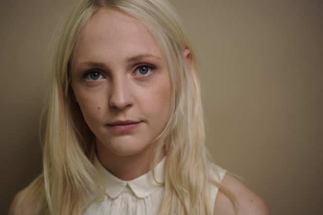 Laura Marling / Photograph by Lucy Hamblin