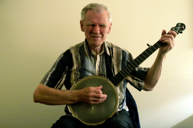 Doc Watson / Photo by Logan Mock-Bunting/Getty