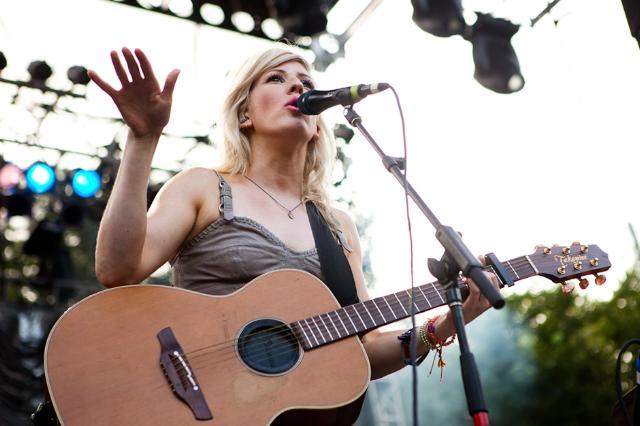 Ellie Goulding / Photo by Kyle Dean Reinford