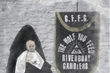 Riverboat Gamblers, 'The Wolf You Feed' (Volcom)