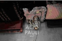 Acid Pauli, 'MST' (Clown & Sunset)