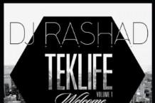 DJ Rashad, 'TEKLIFE Vol. 1: Welcome to the Chi' (Lit City)