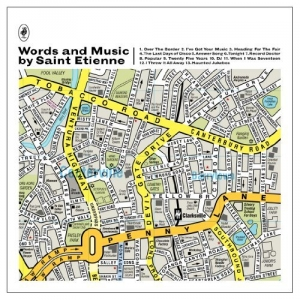 Saint Etienne, 'Words and Music By' (Universal)