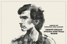 Scott Kelly/Steve Von Till/Wino, 'Songs of Townes Van Zandt' (My Proud Mountain/Neurot)