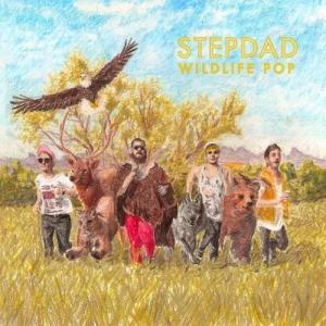 Stepdad, 'Wildlife Pop' (Black Bell)
