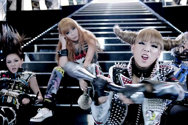 K-Pop Heroes 2NE1 Return With Monster New Single 'I Love You' | SPIN