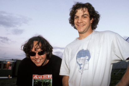Gene and Dean Ween