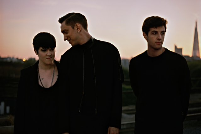 The xx / Photo by Jamie-James Medina