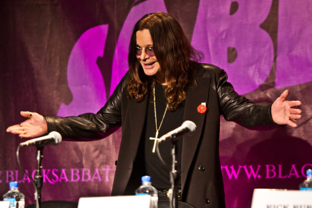 Ozzy Osbourne / Photo by Getty Images