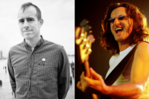 Ted Leo / Geddy Lee (Photo: Dave Rossman/WireImage, Lee)