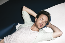 Aaron Paul / Photo by Jennifer Rocholl