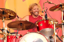 Taylor Hawkins / Photo by Kevin Mazur/WireImage