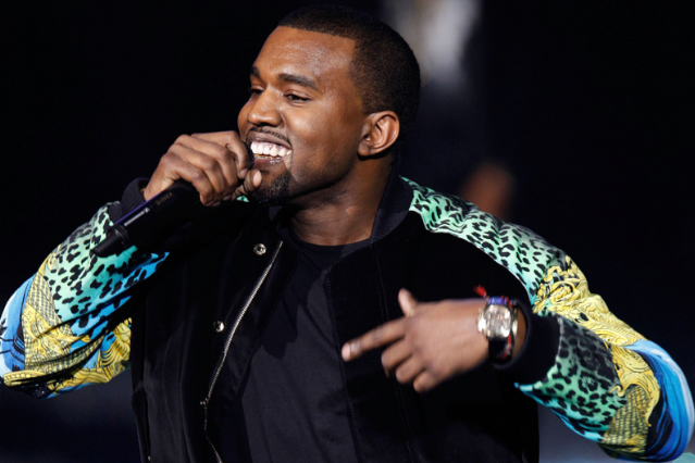 The Enforcer, Kanye West / Photo by Getty Images