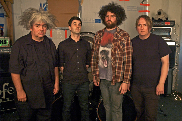 The Melvins / Photo by Jessi Rose