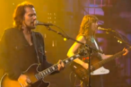 Check Out Silversun Pickups' 'Live on Letterman' Set