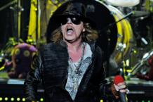 Axl Rose / Photo by Larry Marano/WireImage