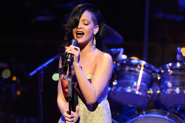 Rihanna / Photo by Kevin Mazur/WireImage for TIME