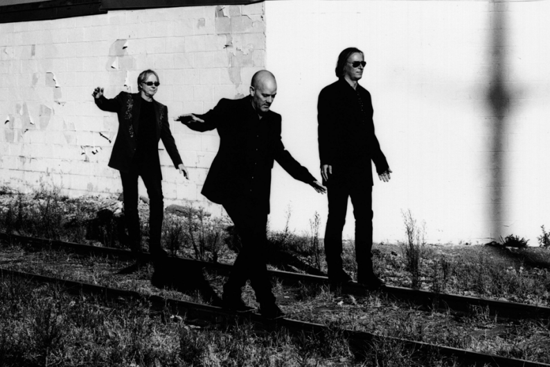R.E.M. / Photo by Anton Corbijn