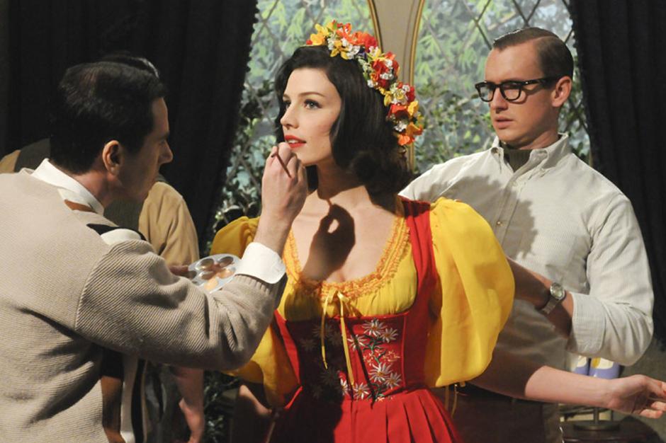 Megan Draper (Jessica Paré) in Episode 13 / Photo by Michael Yarish/AMC