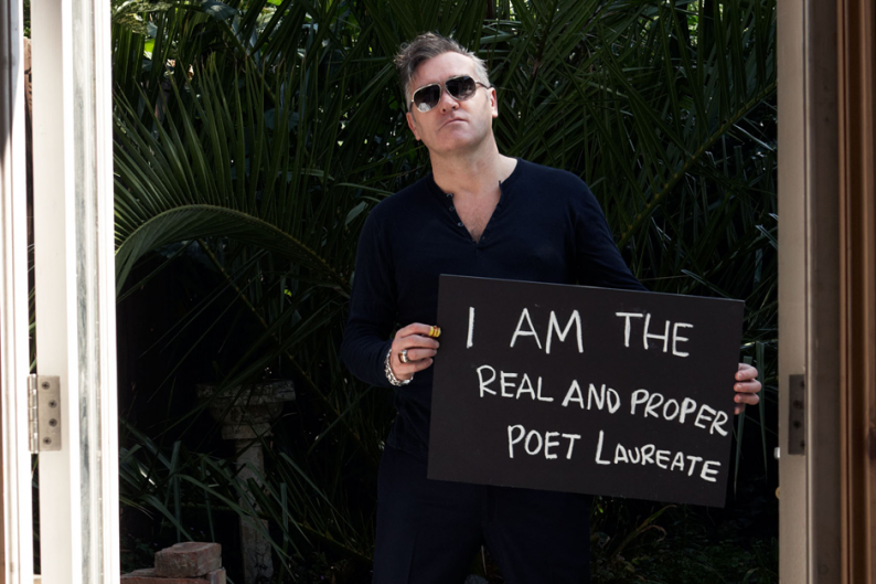 Morrissey / Photo by Jake Walters