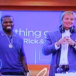 Watch 50 Cent Get Richer on QVC