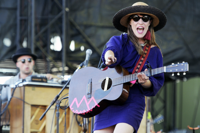 Feist / Photo by Tim Mosenfelder/Getty