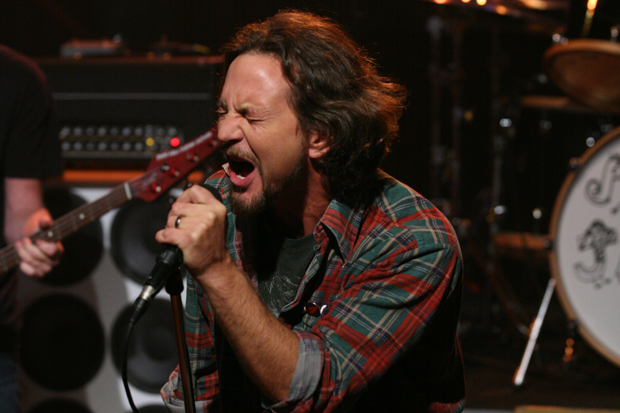 Eddie Vedder / Photo by Lloyd Bishop/NBC/NBCU Photo Bank