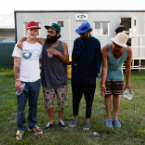 Shut Up, 'Roo: Backstage at Bonnaroo With Das Racist