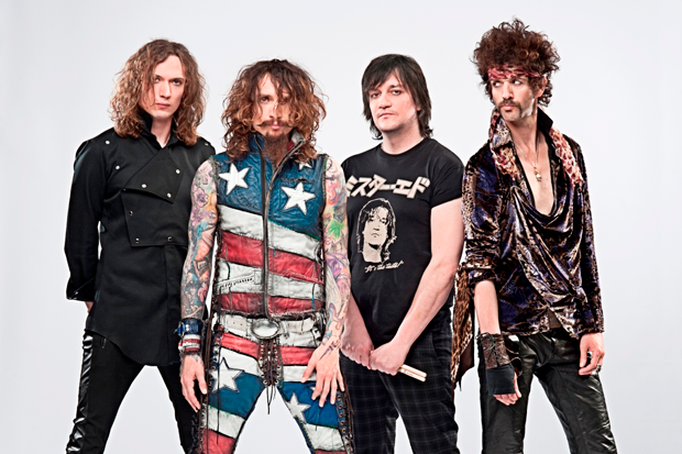 The Darkness / Photo by Scarlet Page
