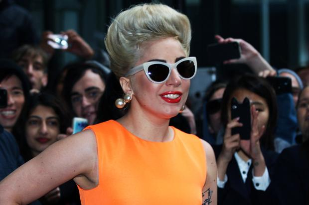 Lady Gaga / Photo by Sandra Mu/Getty