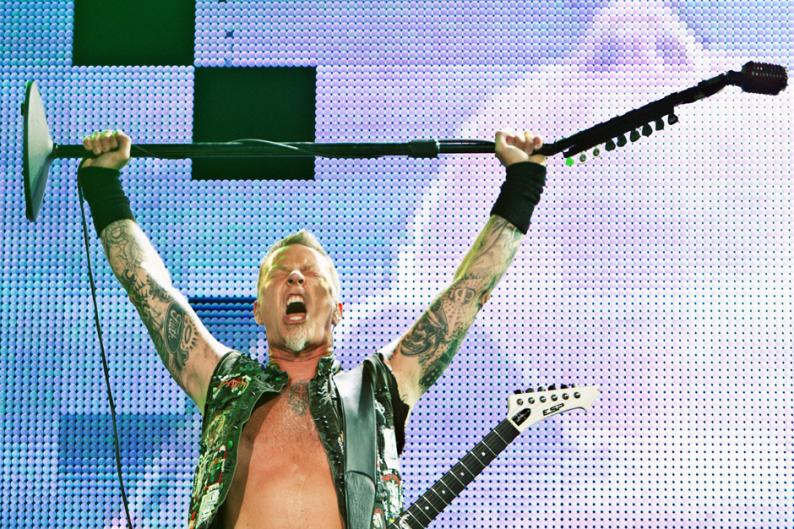 Metallica / Photo by Andrew Swartz