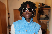 Chief Keef/ Photo by Johnny Nunez for WireImage