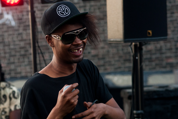 Danny Brown / Photos by Ryan Muir