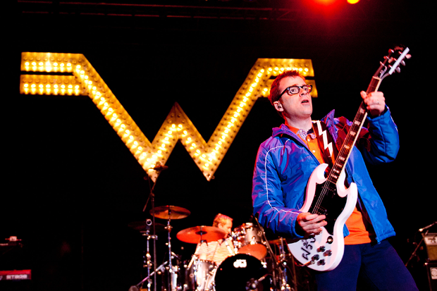 Rivers Cuomo / Photo by Jeff Fusco/Getty