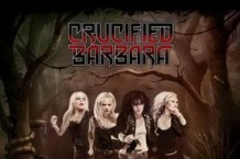 Crucified Barbara, 'The Midnight Chase' (Nuclear Blast)