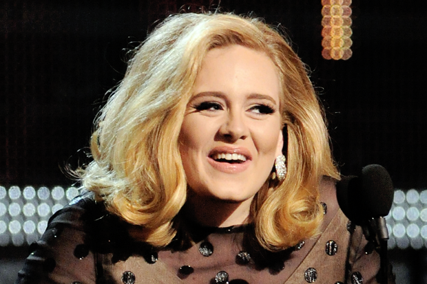 Adele / Photo by Jeff Kravitz/FilmMagic