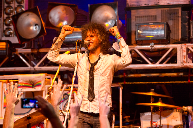Wayne Coyne / Photo by Skip Bolen/WireImage