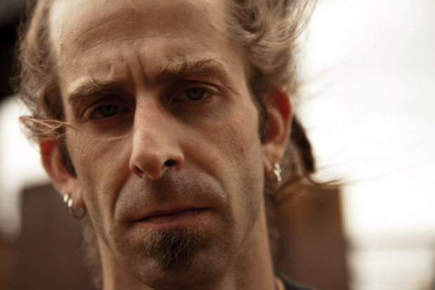 Lamb of God's Randy Blythe / Photo by Travis Shinn