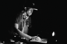 DJ Manny / Photo by Ashes57