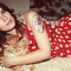 Best Coast and Wavves: The SPIN Cover Shoot