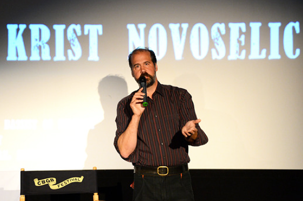 Krist Novoselic / Photo by Getty Images for CBGB Festival
