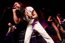 Andrew W.K. / Photo by Rebecca Smeyne